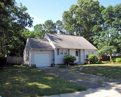 Gloucester Twp Single Family Home ACTIVE: 99 Saint Moritz Drive