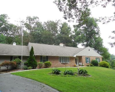 Coatesville Single Family Home ACTIVE: 1307 Telegraph Road