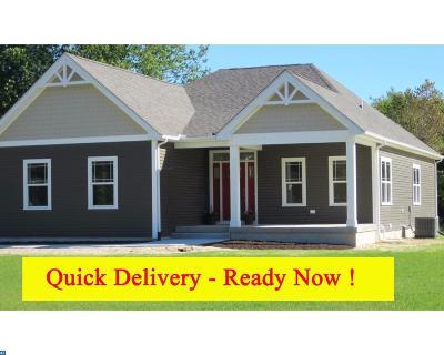 Ellendale Single Family Home ACTIVE: 20723 Milton Ellendale Highway