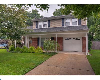 Burlington Township Single Family Home ACTIVE: 5 Maple Road