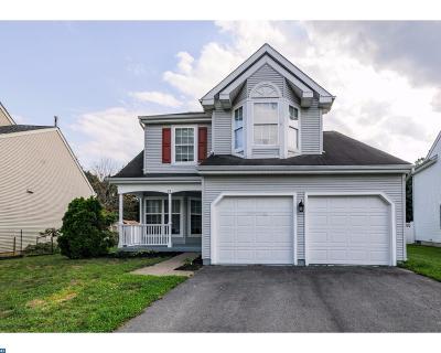 Burlington Township Single Family Home ACTIVE: 12 Foxchase Drive