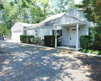 Browns Mills Single Family Home ACTIVE: 51 Clubhouse Road