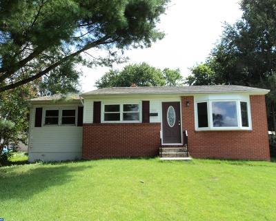 Dover Single Family Home ACTIVE: 1601 John Clark Road