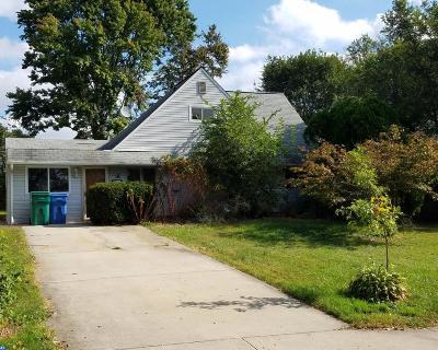 PA-Bucks County Single Family Home ACTIVE: 83 Appletree Drive