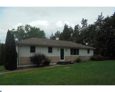 Jobstown NJ Single Family Home ACTIVE: $252,000
