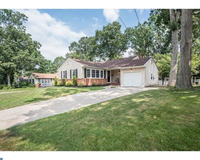 Glassboro Single Family Home ACTIVE: 1219 Stafford Road