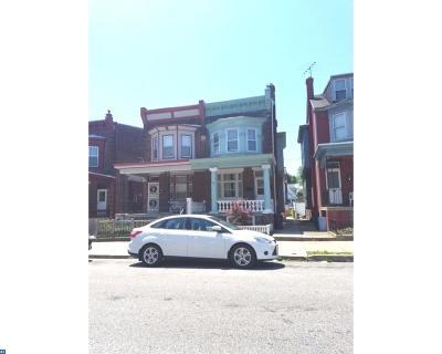 Philadelphia Single Family Home ACTIVE: 1236 Harrison Street