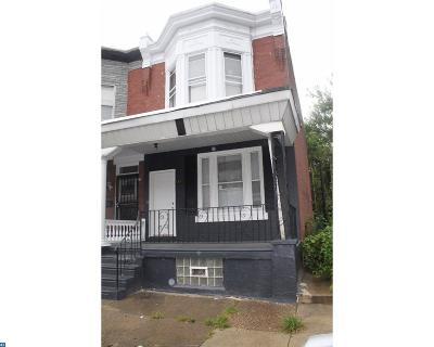 Philadelphia Single Family Home ACTIVE: 4823 Leithgow Street