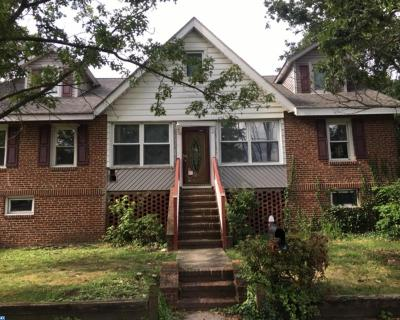 Woodbury Heights Single Family Home ACTIVE: 405 Linden Avenue