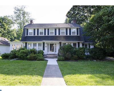Merion Station Single Family Home ACTIVE: 212 Valley Road