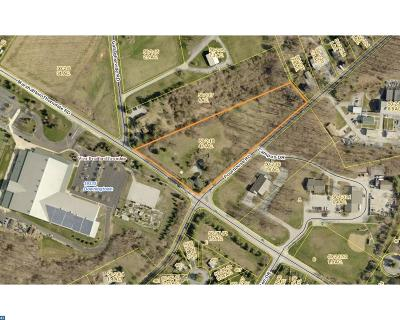 Downingtown Residential Lots & Land ACTIVE: 1401 Marshallton Thorndale Road
