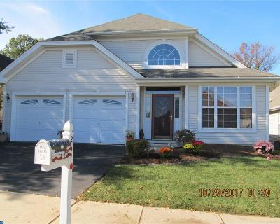 Bordentown Single Family Home ACTIVE: 27 Honeyflower Drive