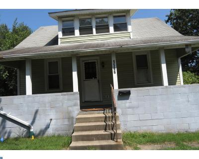 Wenonah Single Family Home ACTIVE: 1506 Glassboro Road