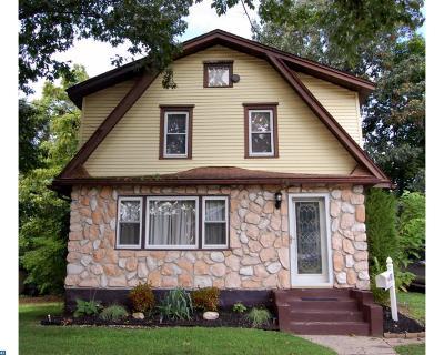 Runnemede Single Family Home ACTIVE: 525 W Clements Bridge Road