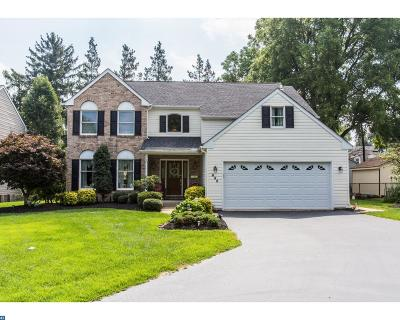 Swarthmore Single Family Home ACTIVE: 635 Marion Court