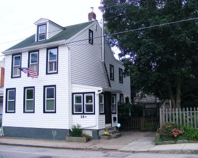 Philadelphia Single Family Home ACTIVE: 18 W Hartwell Lane
