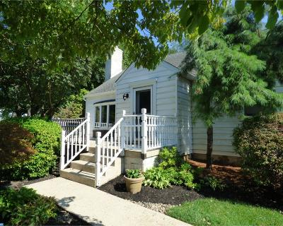 Horsham Single Family Home ACTIVE: 237 Jefferson Avenue