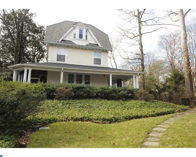 Merion Station Single Family Home ACTIVE: 358 Valley Road