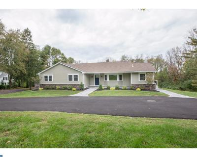 Upper Makefield Single Family Home ACTIVE: 122 Beaumont Drive