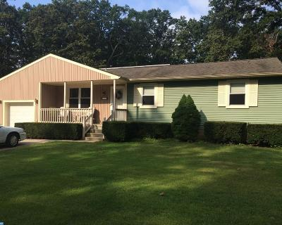 Gloucester Twp, Sicklerville Single Family Home ACTIVE: 31 Cedar Hill Drive
