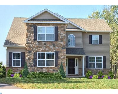 PA-Bucks County Single Family Home ACTIVE: Lot 3 Stony Garden Road