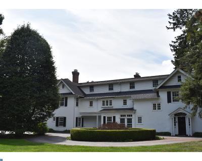 Rosemont Single Family Home ACTIVE: 774 Conestoga Road