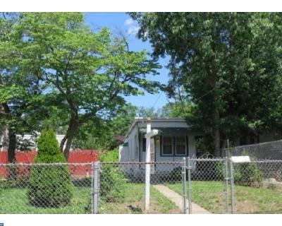 Philadelphia Single Family Home ACTIVE: 5220 Jackson Street