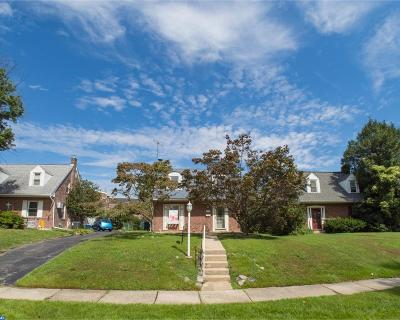 Ridley Park Single Family Home ACTIVE: 717 Braxton Road