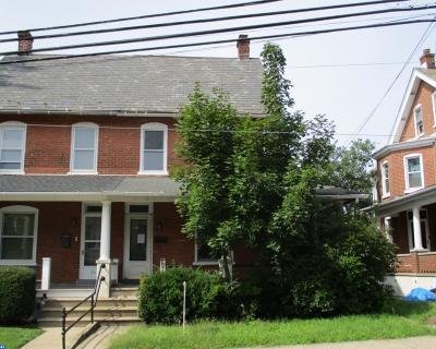 PA-Bucks County Single Family Home ACTIVE: 406 W Walnut Street