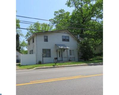 Franklin Twp Single Family Home ACTIVE: 1612 Delsea Drive