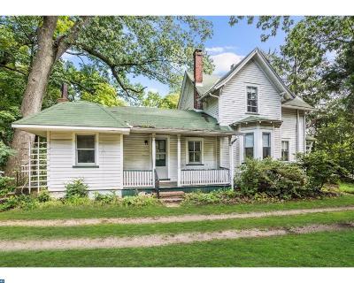Edgewater Park Single Family Home ACTIVE: 1405 Bridgeboro Road