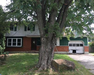 DE-New Castle County Single Family Home ACTIVE: 2310 Paper Lane