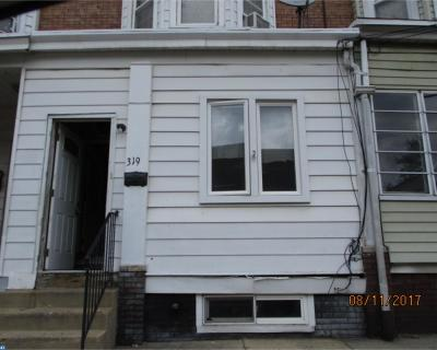 Gloucester City Condo/Townhouse ACTIVE: 319 Bergen Street