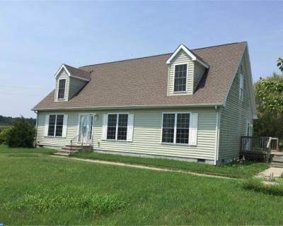 DE-Sussex County Single Family Home ACTIVE: 15151 Staytonville Road