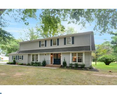 Lawrenceville Single Family Home ACTIVE: 33 W Church Road