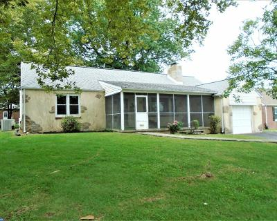 DE-New Castle County Single Family Home ACTIVE: 407 Eastman Road