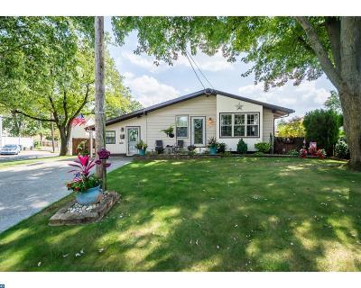 Runnemede Single Family Home ACTIVE: 100 Garden Terrace