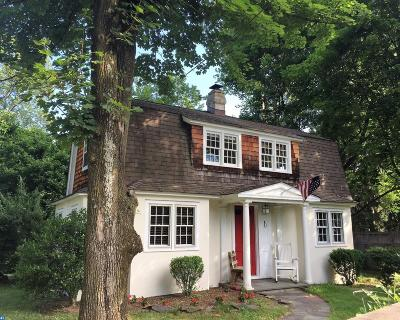 Princeton Single Family Home ACTIVE: 931 Lawrenceville Road