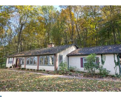 New Hope Single Family Home ACTIVE: 2309 Aquetong Road