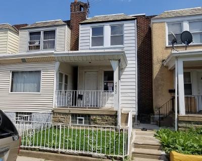 Philadelphia Condo/Townhouse ACTIVE: 4033 Glendale Street