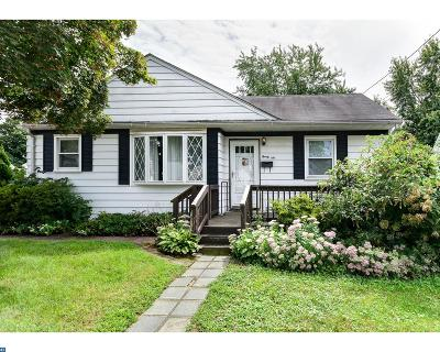 Maple Shade Single Family Home ACTIVE: 26 Belair Avenue