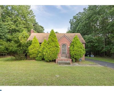 Gibbsboro Single Family Home ACTIVE: 155 Clementon Rd W