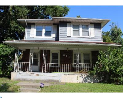 Lindenwold Single Family Home ACTIVE: 811 Laurel Road