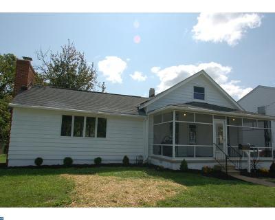 DE-New Castle County Single Family Home ACTIVE: 106 S Ford Avenue