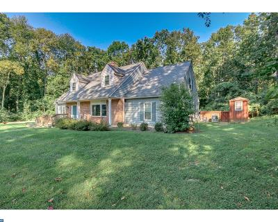 Newtown Square Single Family Home ACTIVE: 1713 Cold Spring Road