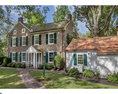 PA-Bucks County Single Family Home ACTIVE: 38 Red Hill Road