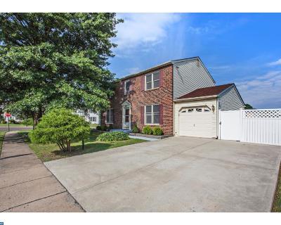 Bensalem Single Family Home ACTIVE: 4204 Nikol Drive