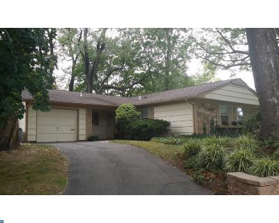 Willingboro Single Family Home ACTIVE: 55 Twig Lane