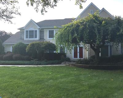 Plainsboro Single Family Home ACTIVE: 4 Brookside Court