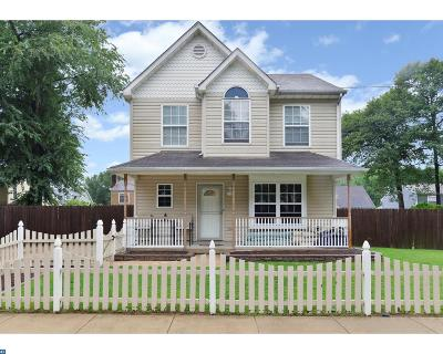 Gloucester City Single Family Home ACTIVE: 1124 Station Avenue